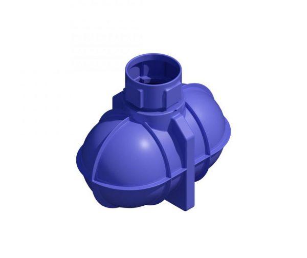 Underground 1800 ltr rainwater harvesting tank
