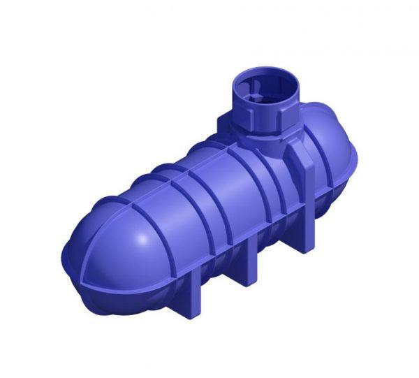 Underground Potable Water Tanks 3400 ltr