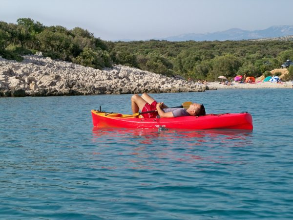 Dalmatic Sit On Kayak