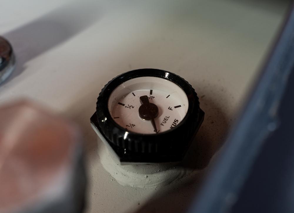 contents gauge