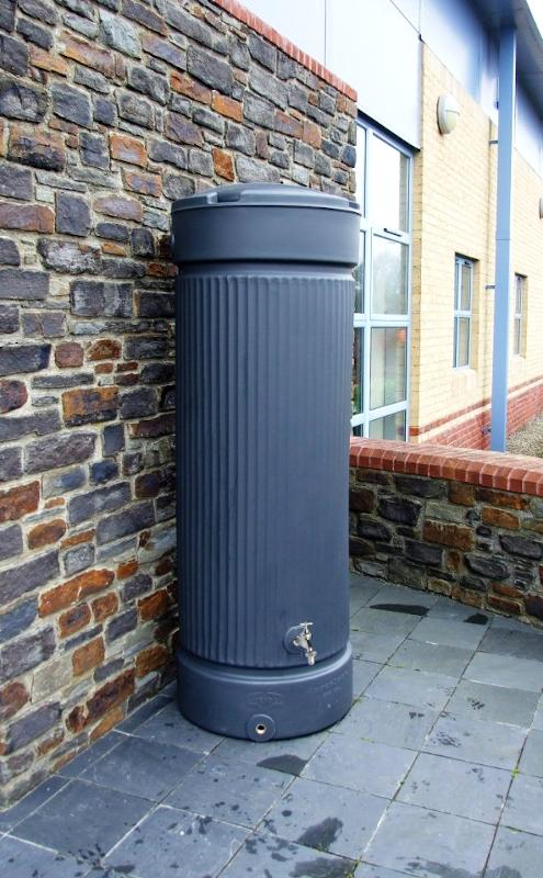 Column water Butt Charcoal 500l