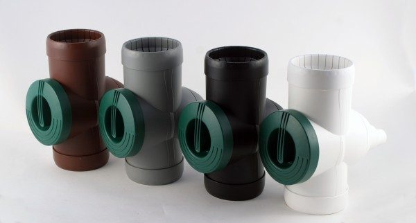 Filter collector for Water Butts