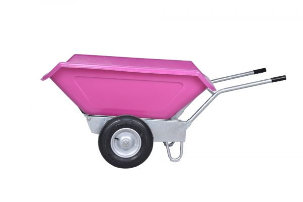 Tipping Wheelbarrow Equestrian