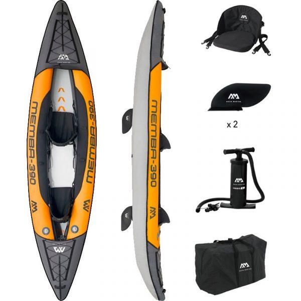Aqua Marina Memba 390 Inflatable Kayak